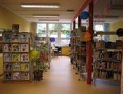 Stadtteilbibliothek Brandenburg Hohenstücken